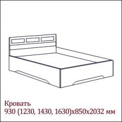 """Кровать """"Эдэм 2"""""""