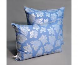 Подушка 68*68 (см) (100% заменитель лебяжьего пуха, тик 100% хлопок) в сумке